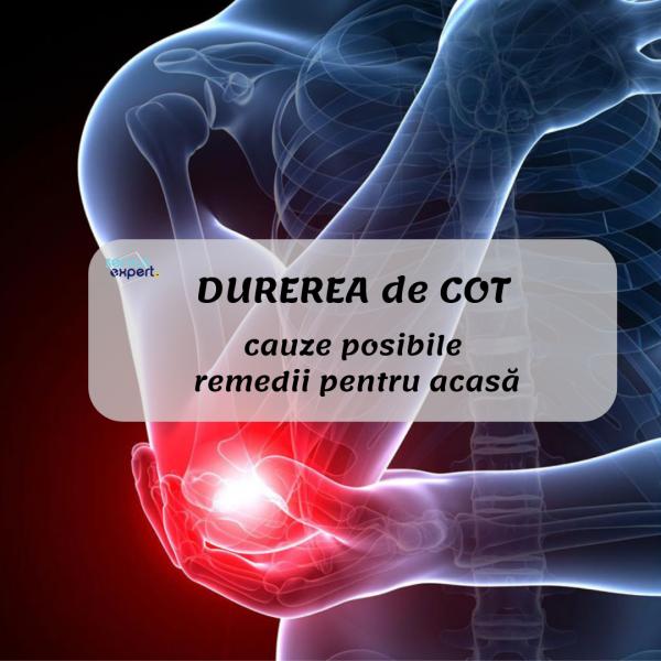 remediu pentru durerea în articulațiile cotului mâinilor