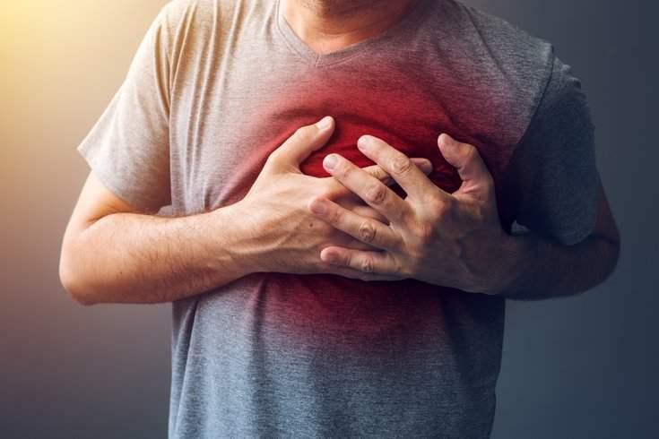 dureri toracice și articulare durere la exteriorul articulației cotului