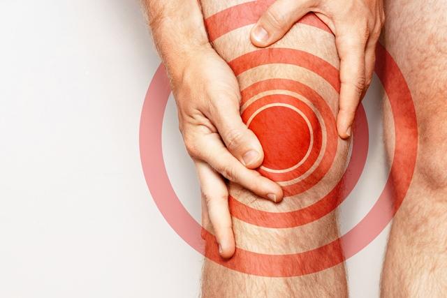 tratament pentru edemul genunchiului împachetare folie pentru dureri articulare