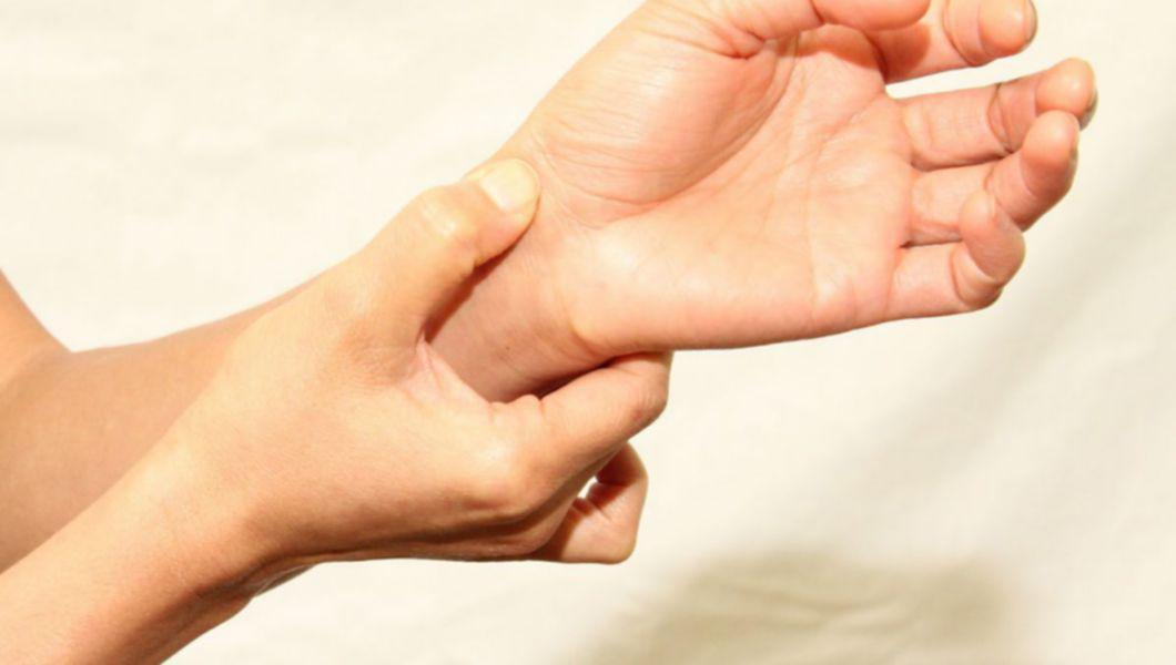 arată tratament de inflamație la încheietura mâinii cauza durerii musculare sub genunchi