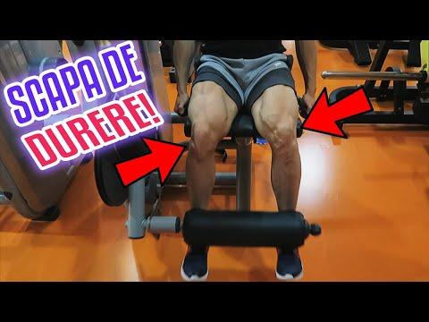 bazin și artroză a genunchiului tratament articular în Brovary
