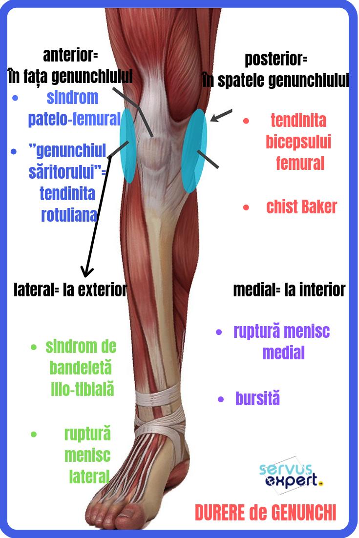 osteocondroza articulației pe picior