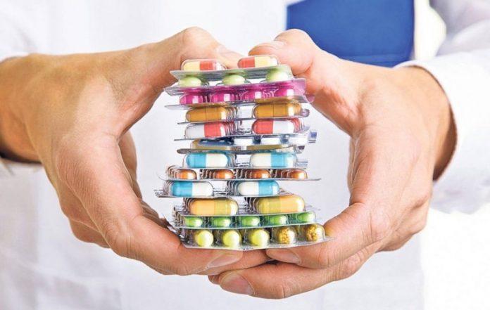 medicamente comune într o farmacie