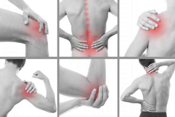 culegerea ierburilor pentru durerile articulare strângând articulațiile la tratamentul genunchilor