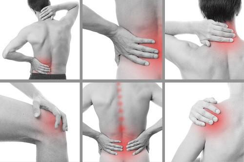 dureri articulare cu hernie a vertebrelor