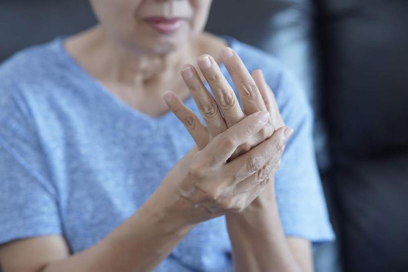 tratamentul cronic al leziunilor ligamentelor de gleznă