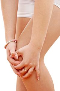 umflarea durerii genunchiului cazuri de tratament pentru artroză
