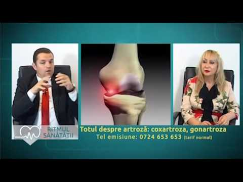 cum este tratată inflamația articulară cu dureri articulare este posibil să aburi