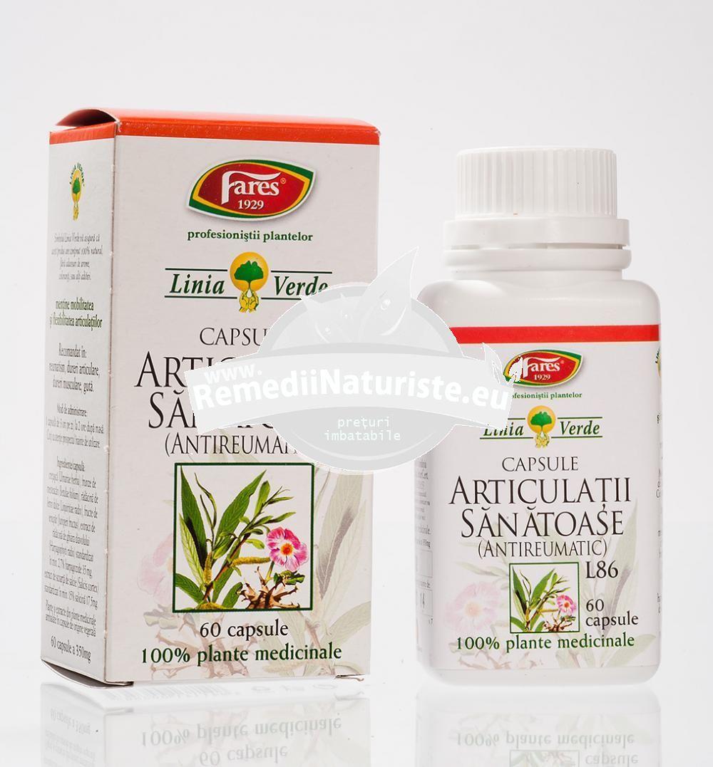 antiinflamator natural pentru articulatii tratamentul articular al degetului mare