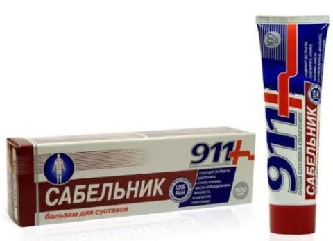 911+ balsam de gel pentru articulații durere peste cupă în articulația genunchiului