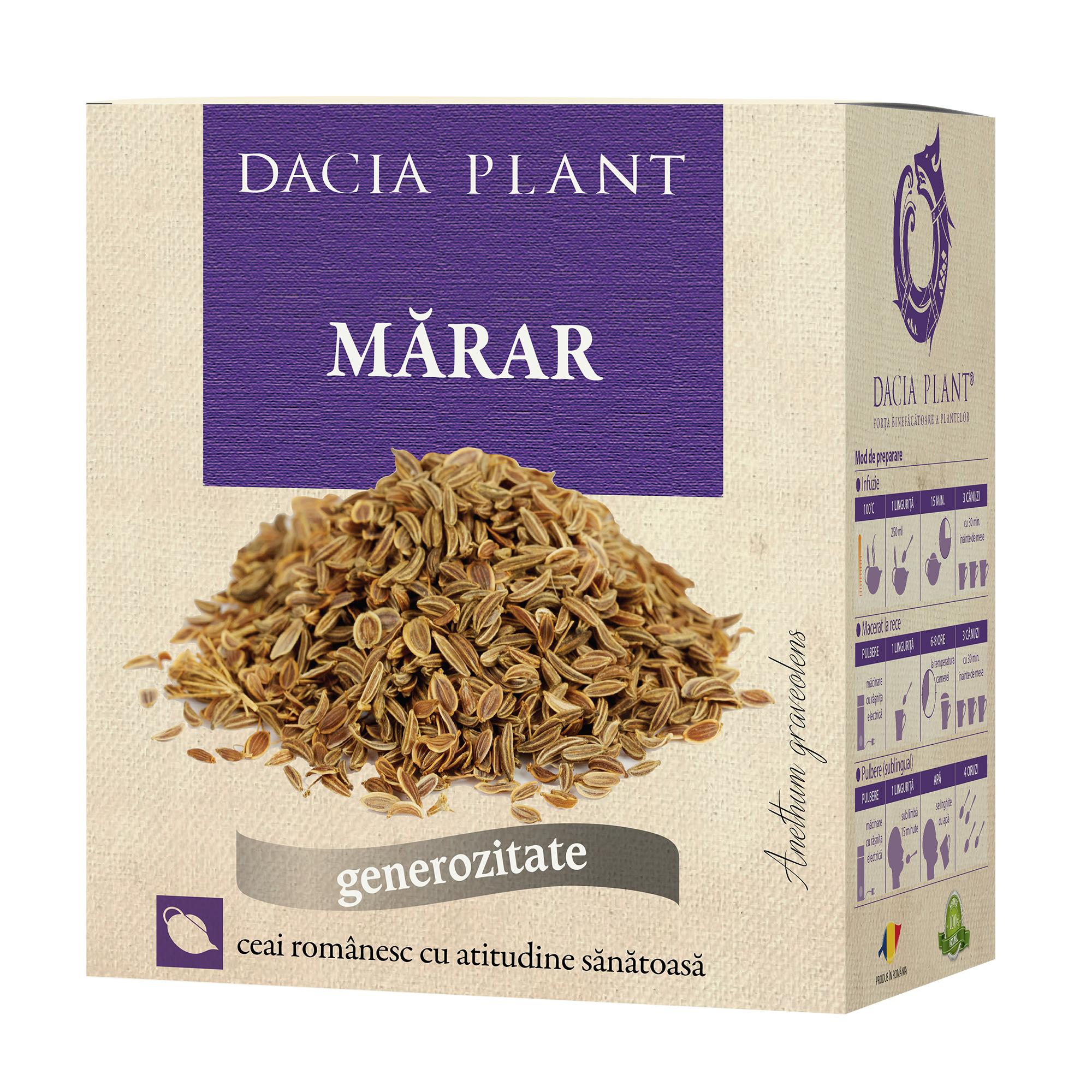 tratament comun cu semințe de marar