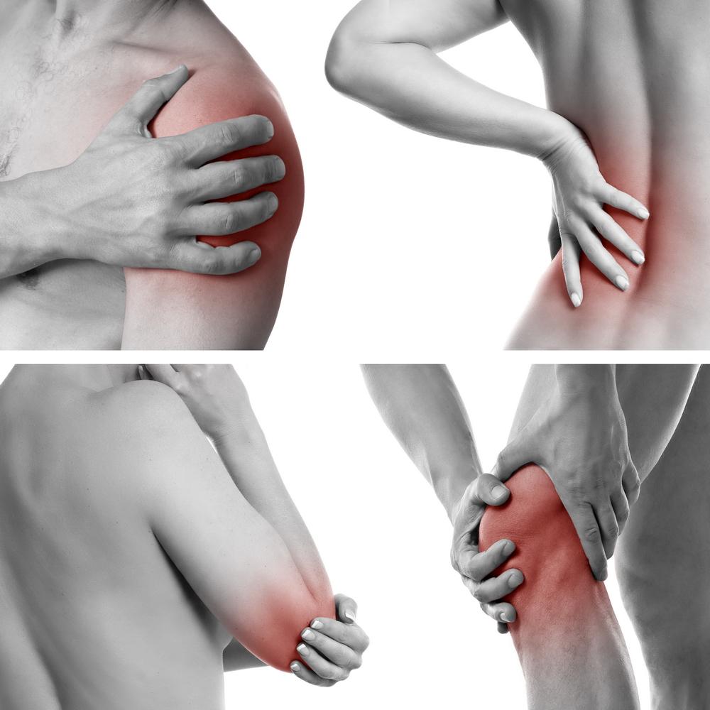 articulațiile și mușchii din tot corpul doare