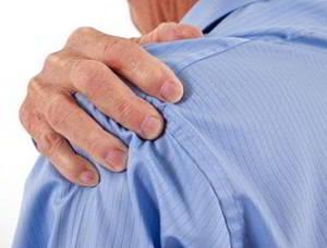 boală articulară la nivelul umărului