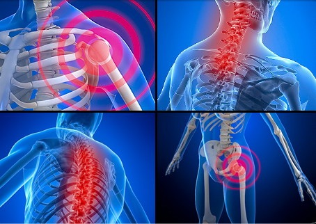 bate pe articulația genunchiului căpșuni pentru dureri articulare