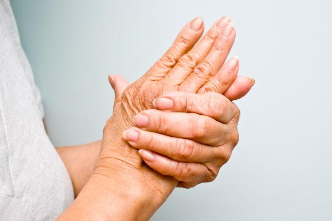dureri articulare la tratamentul degetelor