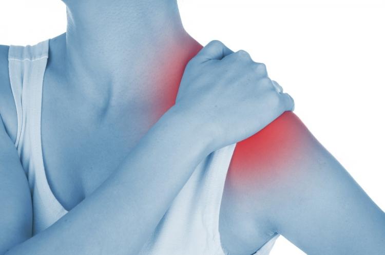 dureri de umăr și colită dureri articulare genunchiul umflat