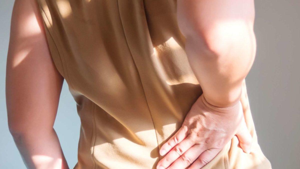 dureri la nivelul soldului în timpul menstruației