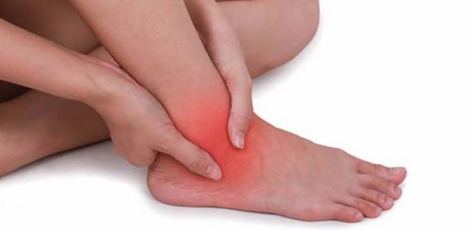 inflamația oaselor gleznei leziuni ale articulațiilor genunchiului