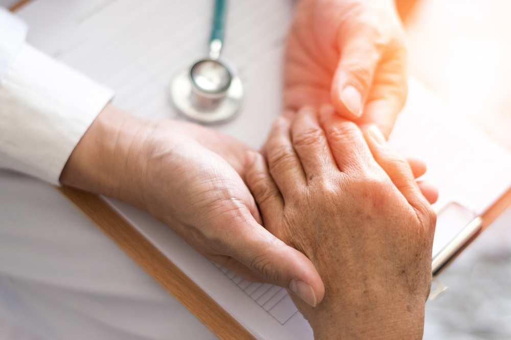 tratamentul artritei mâinii la domiciliu