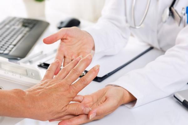 unguent de artrită la mână