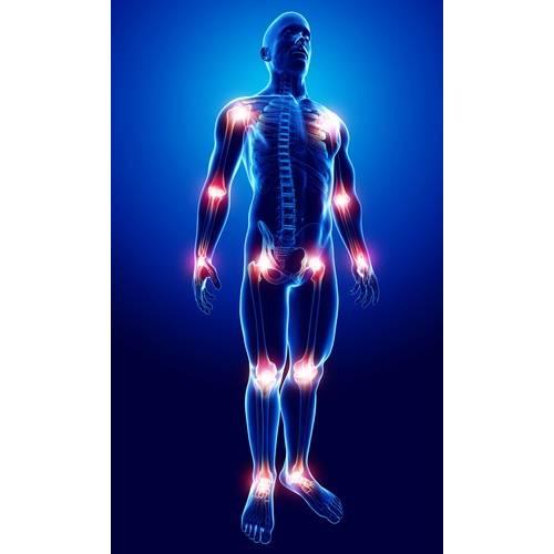 pierderea în greutate poate provoca dureri articulare)