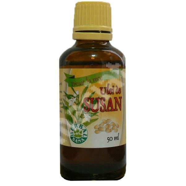 tratament comun cu ulei de susan